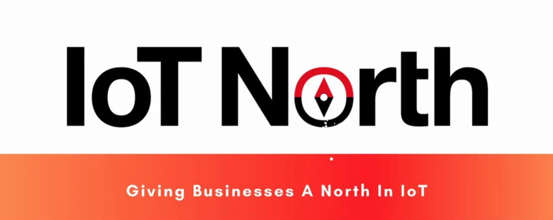 IoT North Logo